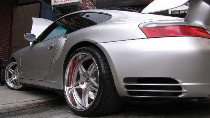 Car Detailing Tips: How to Keep Your Tyres Looking Good
