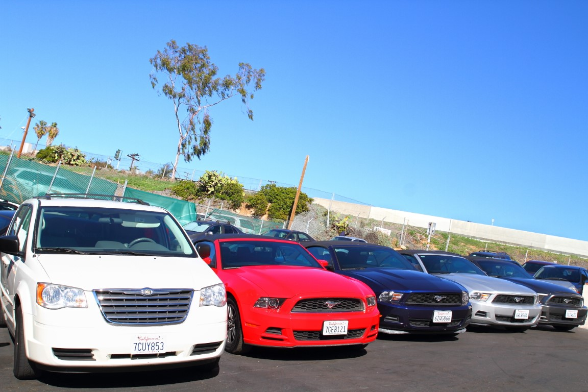 Tips For Renting a Car Through Company